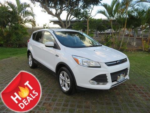 2016 Ford Escape for sale in Waipahu, HI