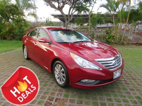 2014 Hyundai Sonata for sale in Waipahu, HI
