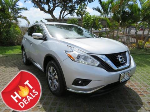2016 Nissan Murano for sale in Waipahu, HI