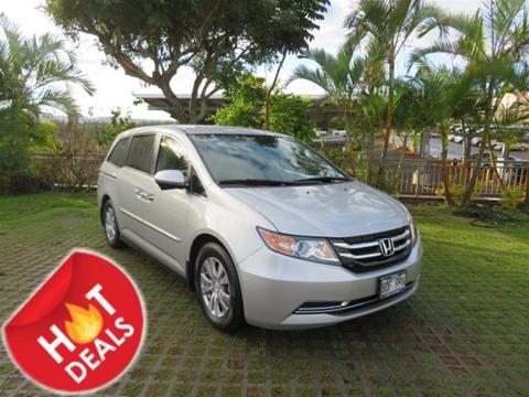 2014 Honda Odyssey for sale in Waipahu, HI