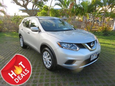 2016 Nissan Rogue for sale in Waipahu, HI