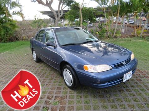 2000 Toyota Corolla for sale in Waipahu, HI