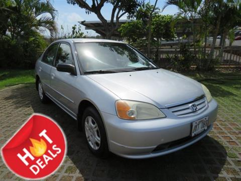 2002 Honda Civic for sale in Waipahu, HI