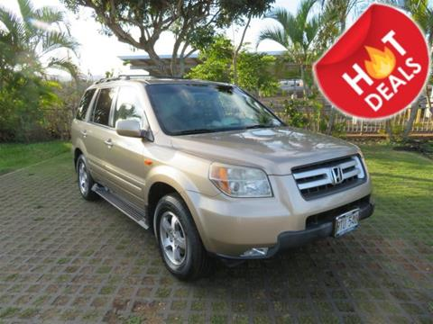 2006 Honda Pilot for sale in Waipahu, HI