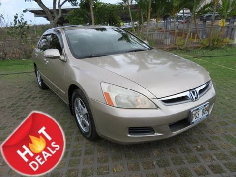 2006 Honda Accord for sale in Waipahu, HI