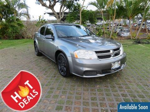 2012 Dodge Avenger for sale in Waipahu, HI
