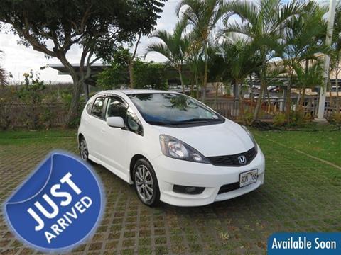 2013 Honda Fit for sale in Waipahu, HI
