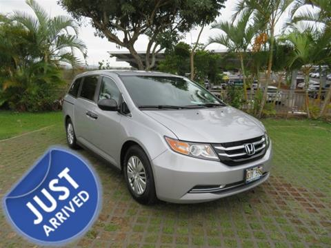2015 Honda Odyssey for sale in Waipahu, HI