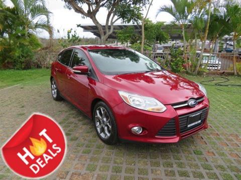 2014 Ford Focus for sale in Waipahu, HI