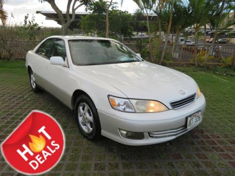 2000 Lexus ES 300 for sale in Waipahu, HI