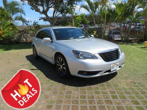 2012 Chrysler 200 for sale in Waipahu, HI