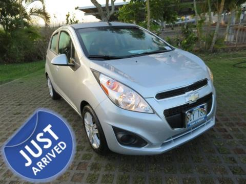 2014 Chevrolet Spark for sale in Waipahu, HI