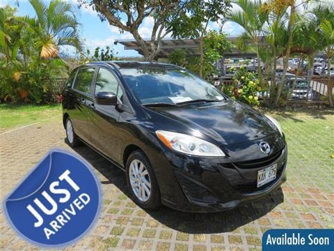 2012 Mazda MAZDA5 for sale in Waipahu, HI