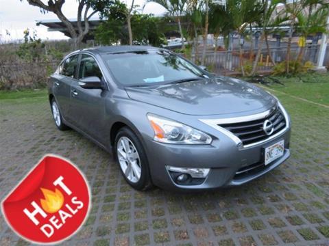 2015 Nissan Altima for sale in Waipahu, HI