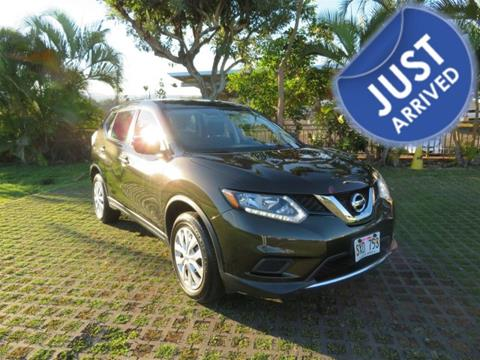 2016 Nissan Rogue for sale in Waipahu, HI