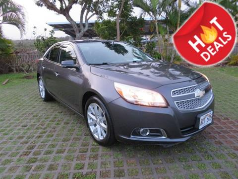 2013 Chevrolet Malibu for sale in Waipahu, HI