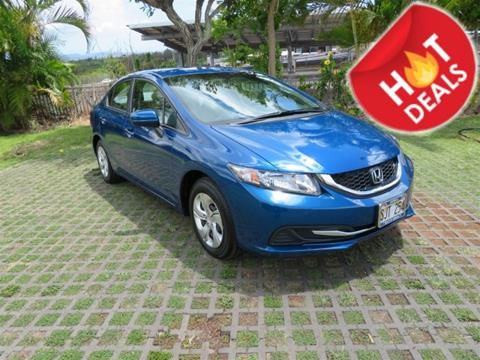 2015 Honda Civic for sale in Waipahu, HI