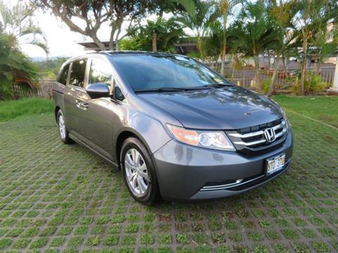 2016 Honda Odyssey for sale in Waipahu, HI