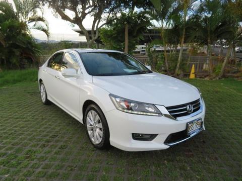 2015 Honda Accord for sale in Waipahu, HI
