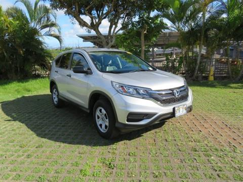 2015 Honda CR-V for sale in Waipahu, HI