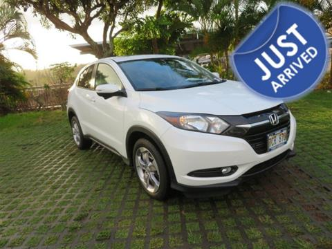 2017 Honda HR-V for sale in Waipahu, HI