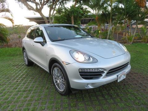 2012 Porsche Cayenne for sale in Waipahu, HI