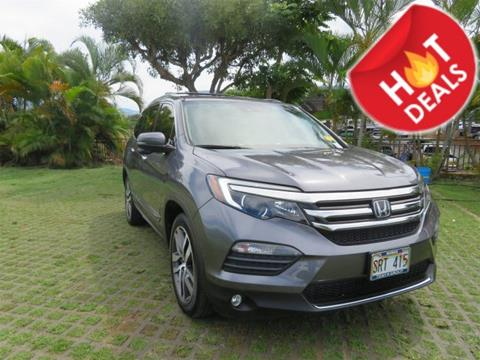 2016 Honda Pilot for sale in Waipahu, HI