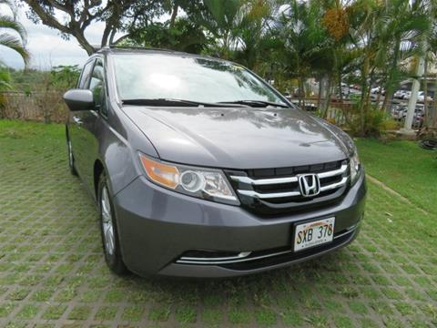 2015 Honda Odyssey for sale in Waipahu, HI
