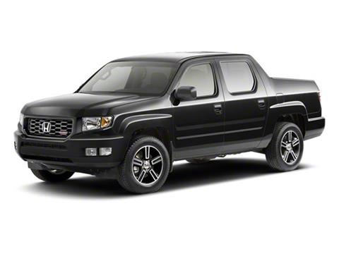 2012 Honda Ridgeline for sale in Waipahu, HI