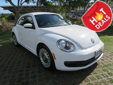 2016 Volkswagen Beetle for sale in Waipahu, HI