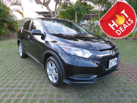 2016 Honda HR-V for sale in Waipahu, HI