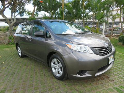 2016 Toyota Sienna for sale in Waipahu, HI