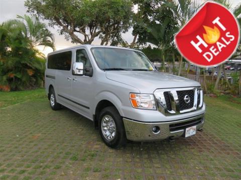 2016 Nissan NV Passenger for sale in Waipahu, HI