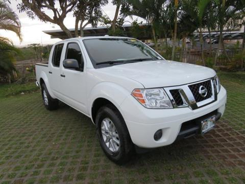 2016 Nissan Frontier for sale in Waipahu, HI