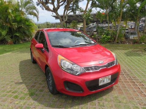 2013 Kia Rio 5-Door for sale in Waipahu, HI