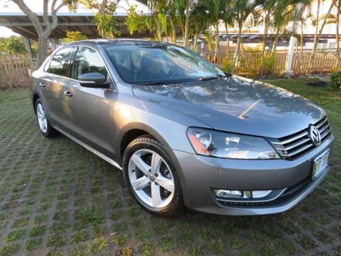 2015 Volkswagen Passat for sale in Waipahu, HI