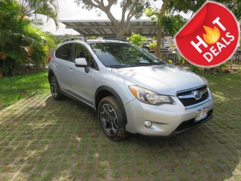 2013 Subaru XV Crosstrek for sale in Waipahu, HI