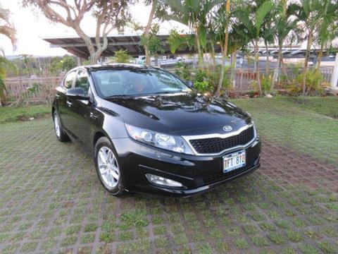 2013 Kia Optima for sale in Waipahu, HI