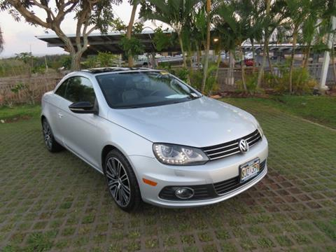 2013 Volkswagen Eos for sale in Waipahu, HI