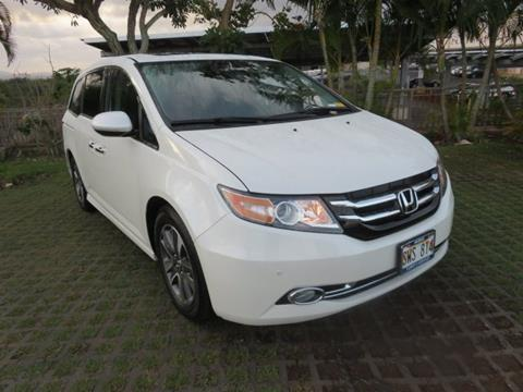 2016 Honda Odyssey for sale in Waipahu, HI