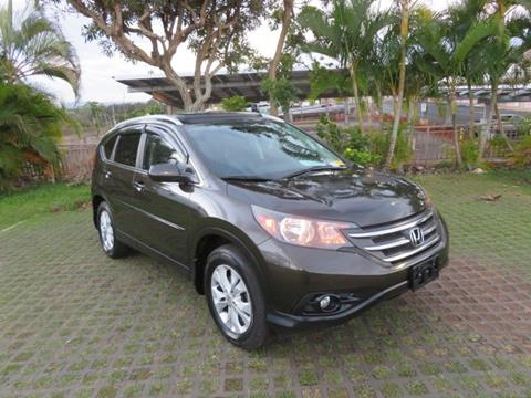 2013 Honda CR-V for sale in Waipahu, HI