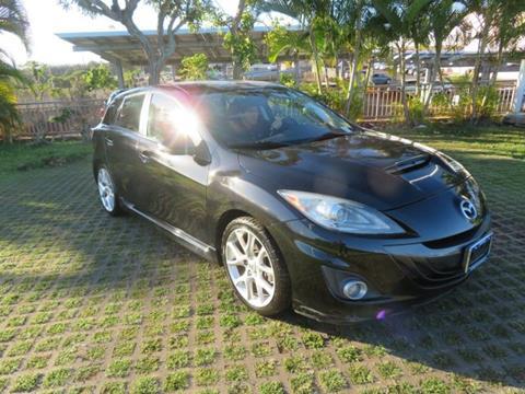2011 Mazda MAZDASPEED3 for sale in Waipahu, HI