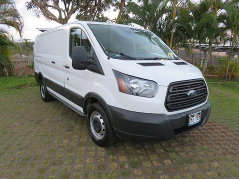 af21a2ba6f Used Ford Transit For Sale in Hawaii - Carsforsale.com®