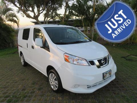 f9a870bea9 Used Nissan NV200 For Sale in Hawaii - Carsforsale.com®