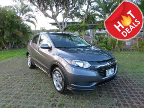 2018 Honda HR-V for sale in Waipahu, HI