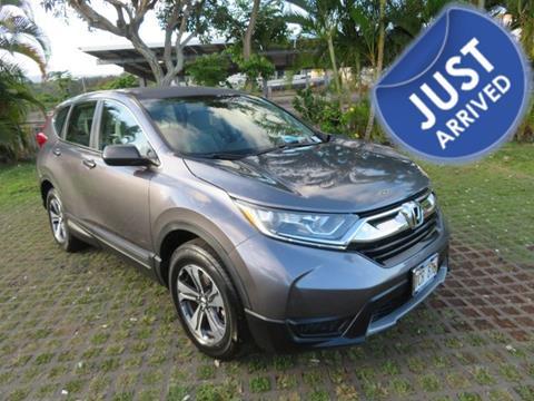 2017 Honda CR-V for sale in Waipahu, HI