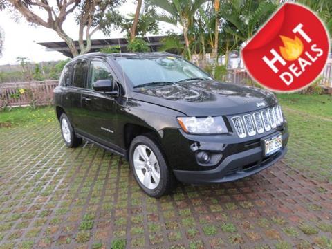 2016 Jeep Compass for sale in Waipahu, HI
