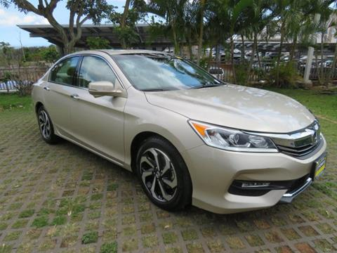 2016 Honda Accord for sale in Waipahu, HI