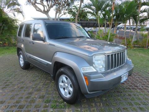 2012 Jeep Liberty for sale in Waipahu, HI