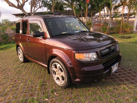 2008 Honda Element for sale in Waipahu, HI
